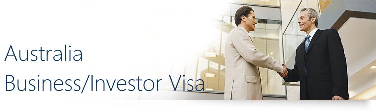australia-business-Investor-visa