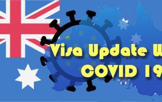 Australian visa in Covid-19