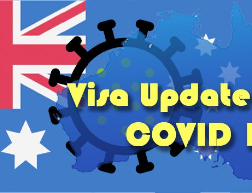 Visa options onshore with COVID 19