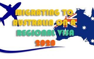 Australian regional visa