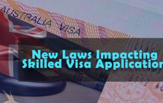 Australia Visa New Law 2020