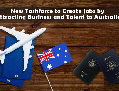 New Taskforce to Create Jobs by Attracting Business and Talent to Australia
