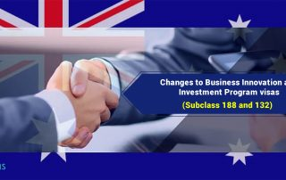 Australia Business & Investment Visa 2021