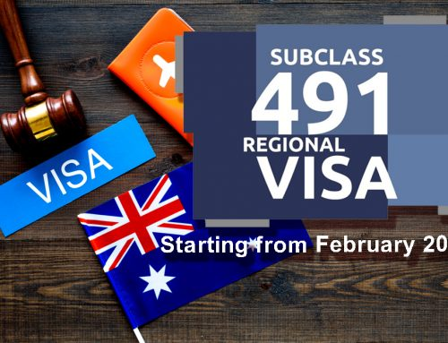Subclass 491 for Regional NSW Starting from Feb 2021
