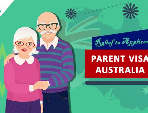 Parent Visa Relief to Applicants