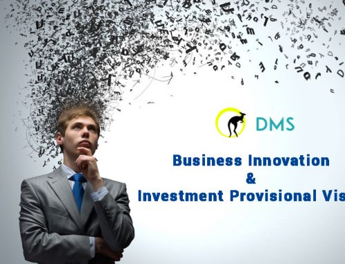 Subclass 188 Business Innovation & Investment Provisional Visas