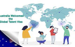 australia global talent visa