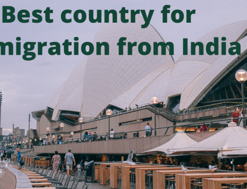 Best country for immigration from India