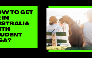 How to get PR in Australia with Student Visa?