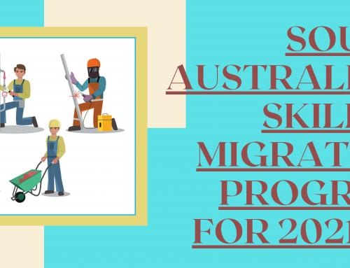 South Australia's Skilled Migration Program for 2021-22