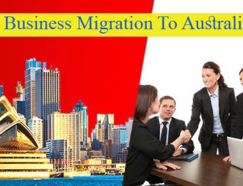 business migration to australia